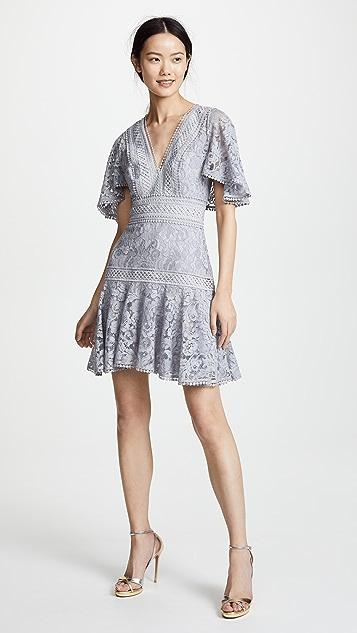 Lover Soverein V Mini Dress
