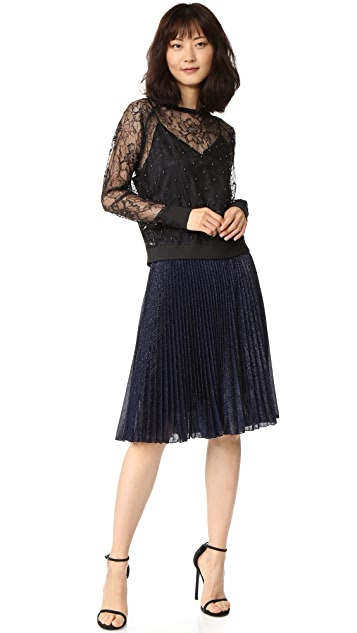 Loyd/Ford Lurex Skirt