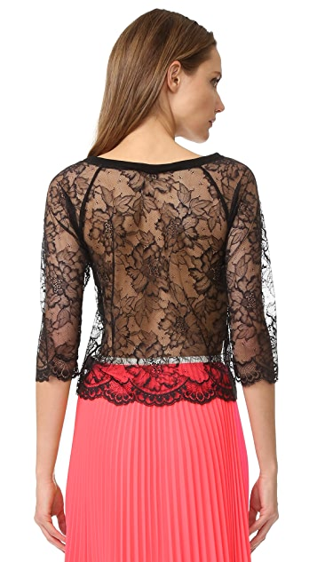 Loyd/Ford Long Sleeve Lace Top