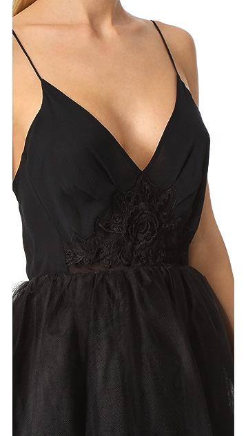 Loyd/Ford Sleeveless Tulle Dress
