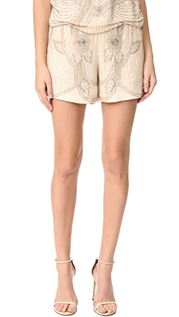 Loyd/Ford Beaded Shorts