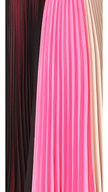 Loyd/Ford Multi Panel Pleat Skirt