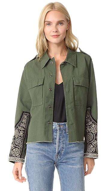 Loyd/Ford Army Jacket