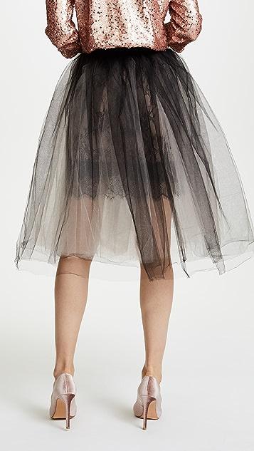 Loyd/Ford Tulle Midi Skirt
