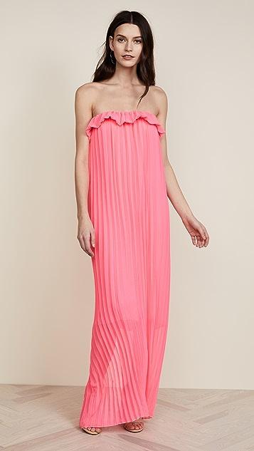 Loyd/Ford Strapless Maxi Dress