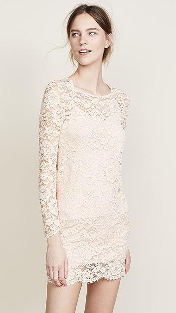 Loyd/Ford Lace Mini Dress