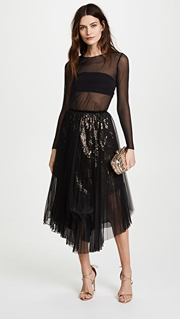 Loyd/Ford Sequin Skirt