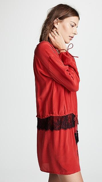 Loyd/Ford Silk Georgette Dress