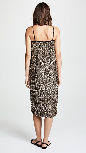 Loyd/Ford Sequin Cami Dress