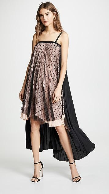 Loyd/Ford Асимметричное платье