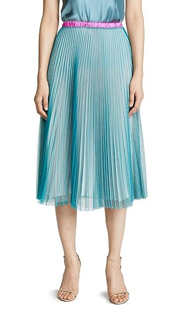 Loyd/Ford Two Tone Mesh Skirt