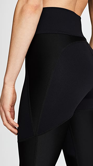 LIVE THE PROCESS Block Leggings