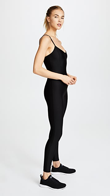 LIVE THE PROCESS Corset Unitard