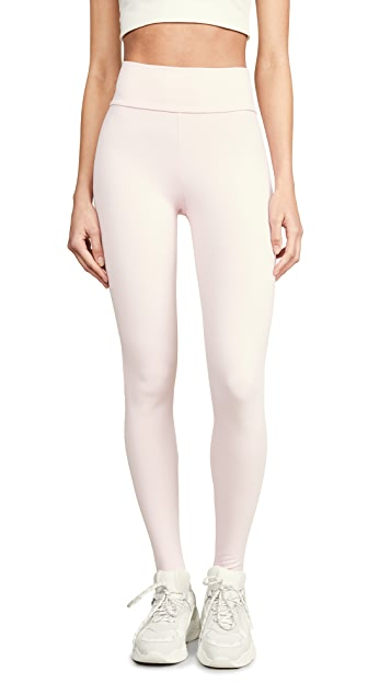 LIVE THE PROCESS Ballet Stirrup Legging