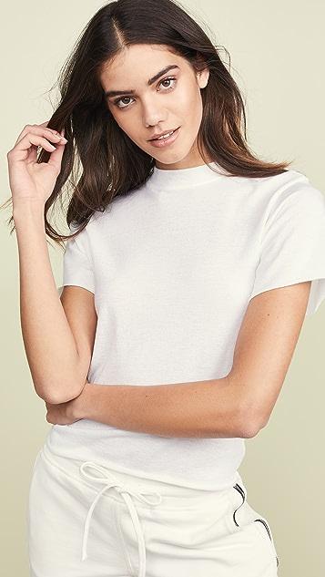 LIVE THE PROCESS Boy T-Shirt - White