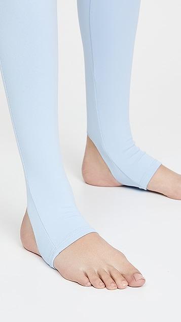 LIVE THE PROCESS 芭蕾贴腿裤