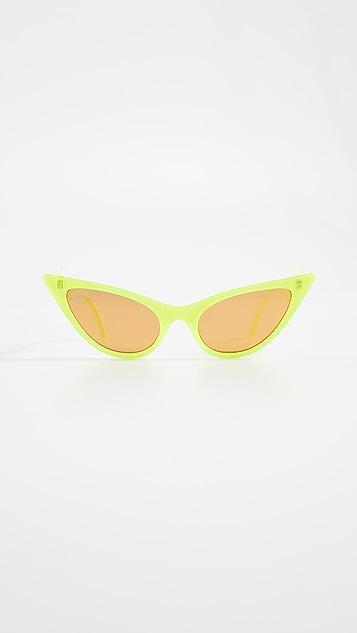 Le Specs x Adam Selman Prowler 太阳镜