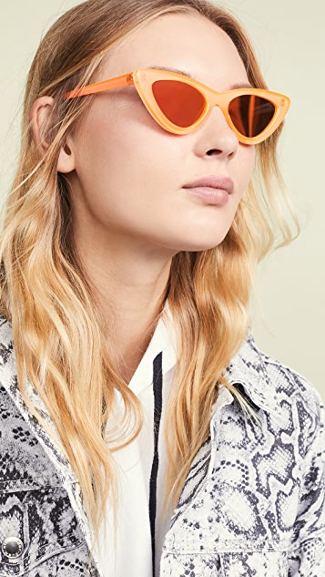 Le Specs x Adam Selman The Last Sunglasses