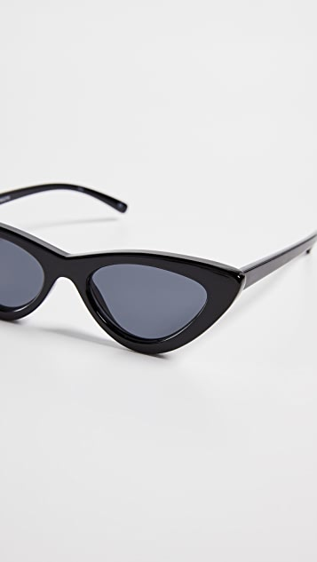 Le Specs x Adam Selman The Last Lolita Sunglasses