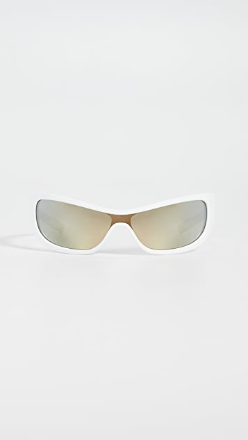 Le Specs x Adam Selman The Monster Sunglasses