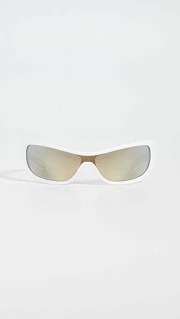 Le Specs x Adam Selman Солнцезащитные очки Monster