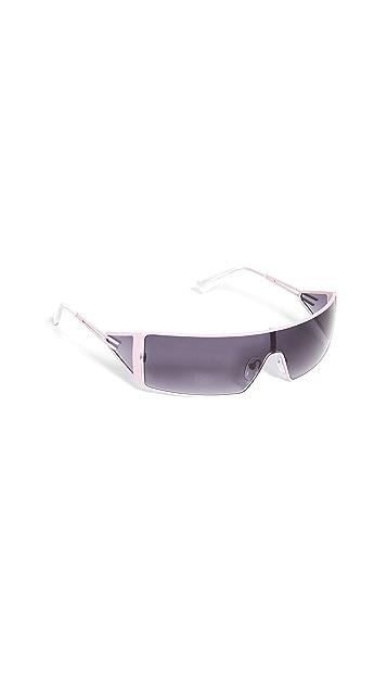 Le Specs x Adam Selman The Luxx Sunglasses