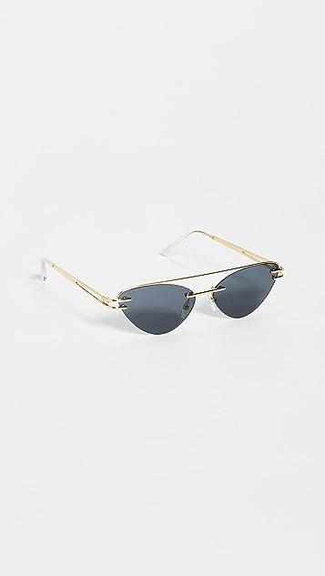 Le Specs x Adam Selman The Coupe Sunglasses