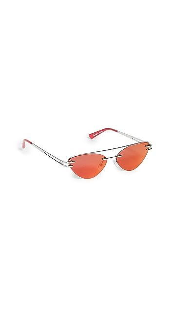 Le Specs x Adam Selman Солнцезащитные очки Coupe