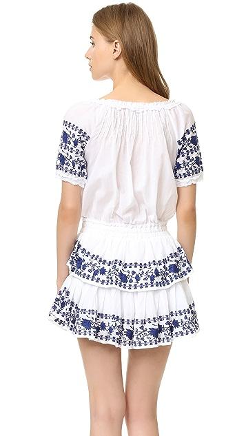 LOVESHACKFANCY Poppy Dress