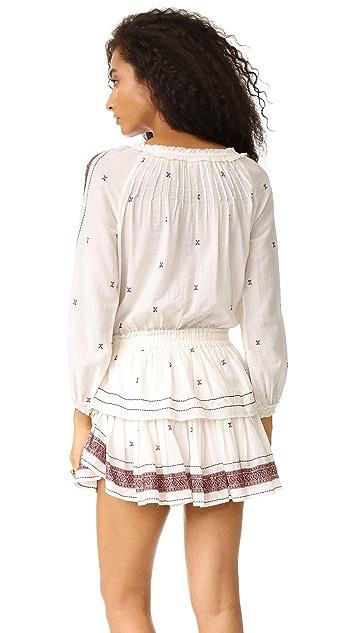 LOVESHACKFANCY Popover Dress