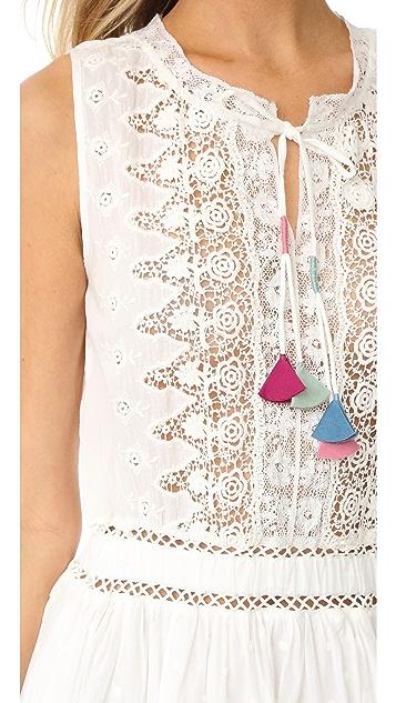 LOVESHACKFANCY Nina Dress