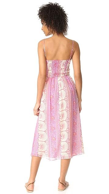 LOVESHACKFANCY Jenna Dress