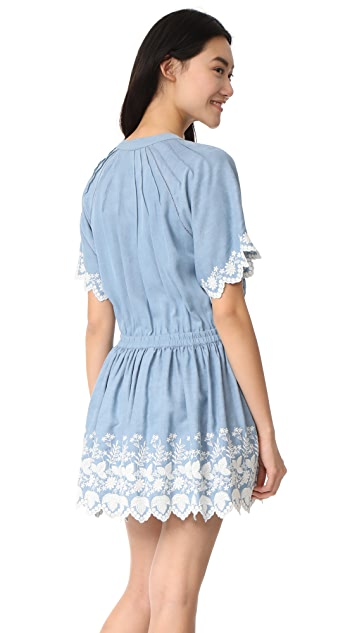 LOVESHACKFANCY Charlie Dress