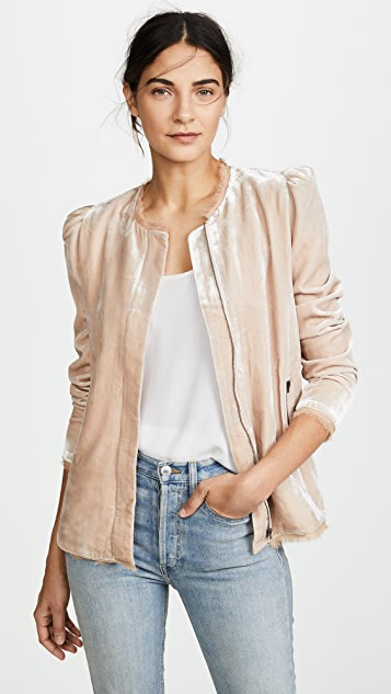 LOVESHACKFANCY Sienna Jacket