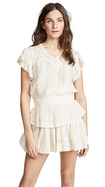 LOVESHACKFANCY Chelsea Dress
