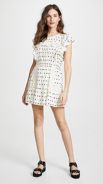 LOVESHACKFANCY Whitney Dress