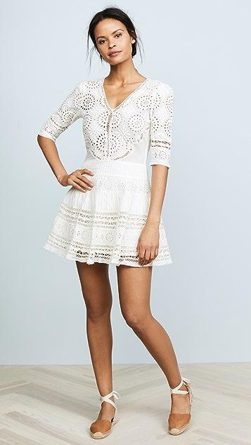 LOVESHACKFANCY Paige Dress