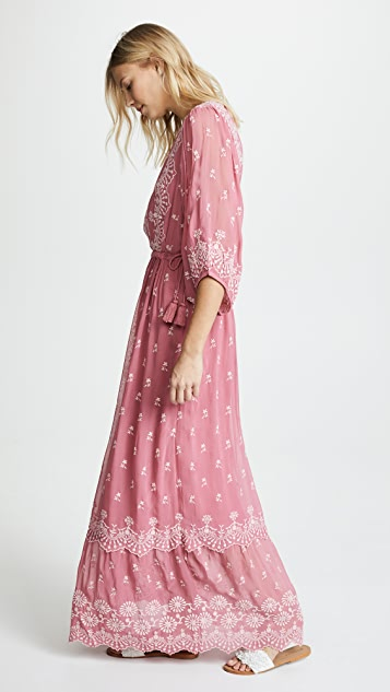 LOVESHACKFANCY Cecily Dress
