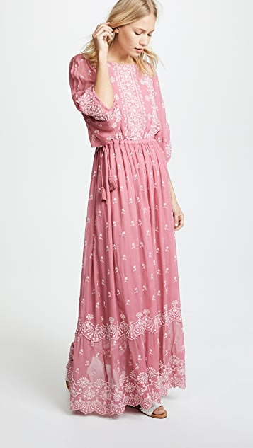 LOVESHACKFANCY Cecily Dress
