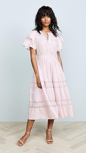 5831daf8a574 LOVESHACKFANCY Callie Dress