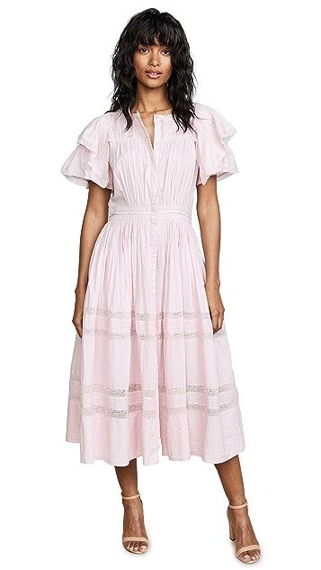 LOVESHACKFANCY Callie Dress