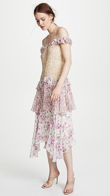 LOVESHACKFANCY Marceline Dress