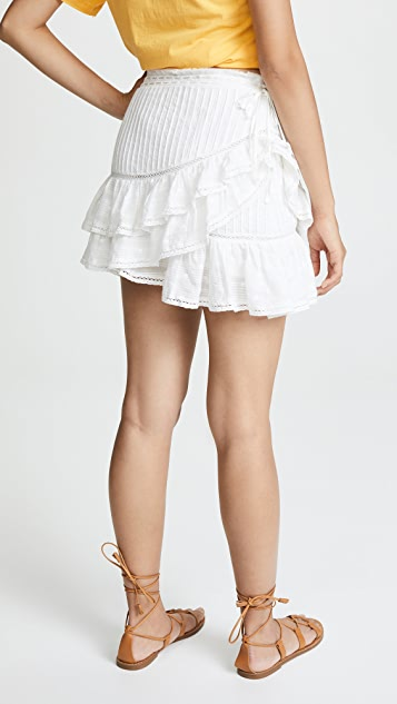 LOVESHACKFANCY Ophelia Skirt