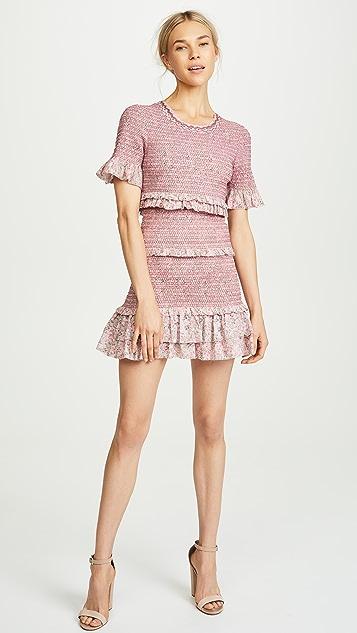 LOVESHACKFANCY Aveline Dress