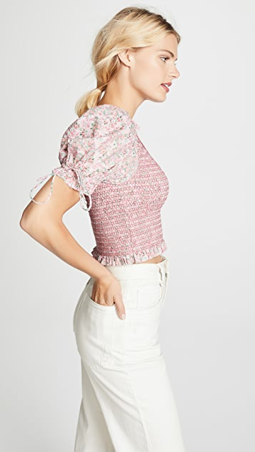 LOVESHACKFANCY Tilly Top