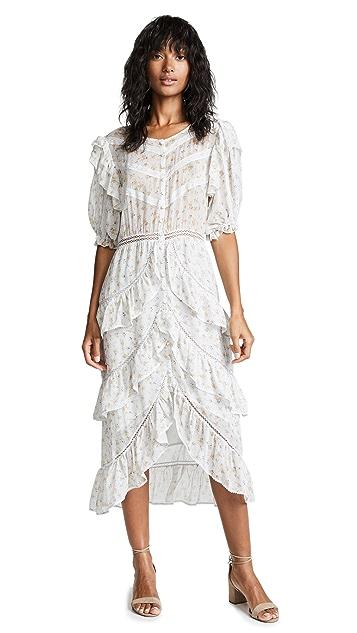 LOVESHACKFANCY Cherina Dress