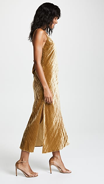LOVESHACKFANCY Kate Slip Dress