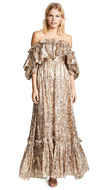 LOVESHACKFANCY Tara Dress