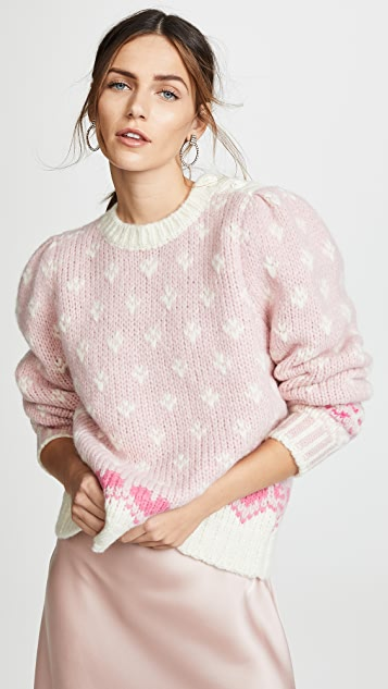 LOVESHACKFANCY Rosie Sweater