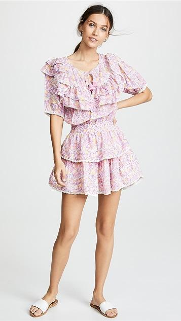 LOVESHACKFANCY Liv Dress